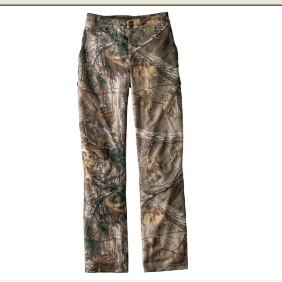 1605bf1880 Cabela s OutfitHER SUPERTEC camo hunting Pants 2x